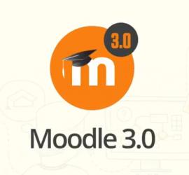 Moodle3.0
