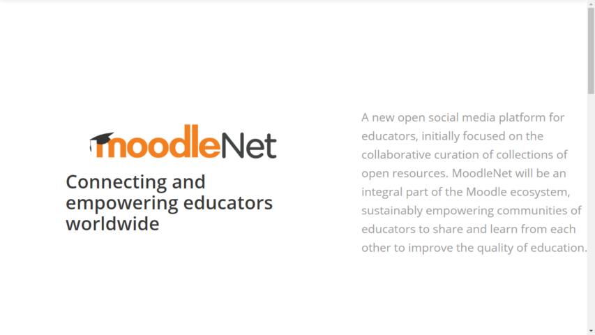 Integracja z nowym MoodleNet